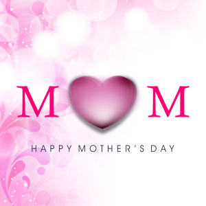 Beautiful flyer, banner or poster design for Happy Mothers Day celebrations concept.